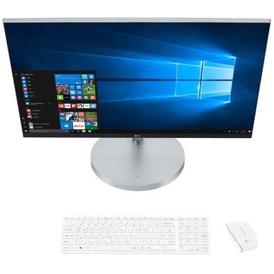 All in One LG 27V790-C Intel Core i7-8550U, 8GB, 1TB, 27´, Windows 10 Home, Branco - 27V790-C.BH71P1