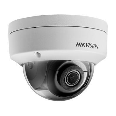 Câmera Hikvision IP Dome, IR 30m, Lente 2.8mm, 2MP - DS-2CD2125FWD-I 2.8mm