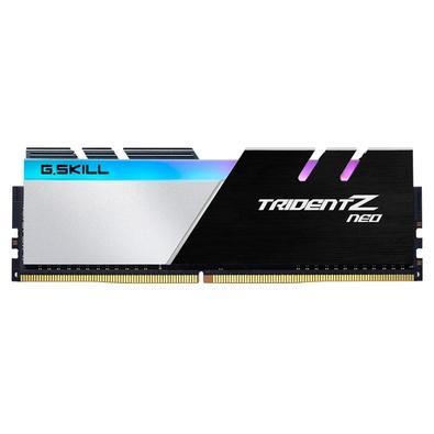Memória G.Skill Trident Z Neo RGB, 32GB (2x16GB), 3200MHz, DDR4, CL16 - F4-3200C16D-32GTZN