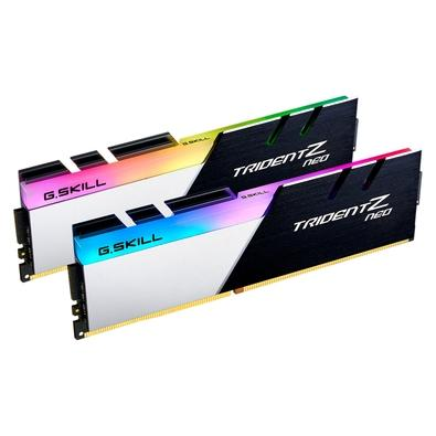 Memória Ram 32gb Kit(2x16gb) Ddr4 3200mhz F4-3200c16d-32gtzn G.skill