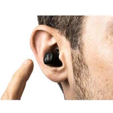 Fone de Ouvido Jaybird Vista Sport Bluetooth, Recarregável, À Prova D´Água, Preto
