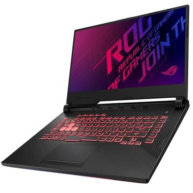 Notebook Gamer Asus Rog Strix G, Intel Core i7-9750H, 16GB, SSD 512GB, NVIDIA GeForce GTX1650 4GB, Windows 10, 15.6´ - G531GT-AL253T
