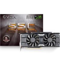 Placa de Vídeo EVGA NVIDIA GeForce GTX 1060, 6GB, GDDR5 - 06G-P4-6264-KB