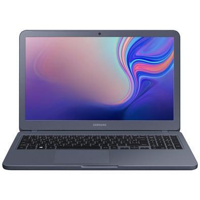 Notebook Samsung Expert X55, Intel Core i7-8565U, 16GB, HD 1TB, SSD 128GB, NVIDIA GeForce MX110 2GB, Windows 10 Home, 15.6´, Titânio Metálico - NP350XBE-XH4BR