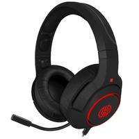 Headset Gamer Hoopson Archer LF80, LED, 7.1 Som Surround, Drivers 50mm, Vermelho - LF-080 R