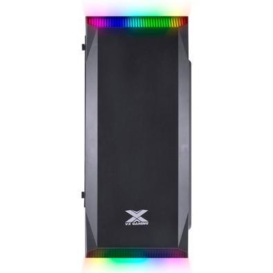 Gabinete Gamer Vinik VX Gaming Borealis, RGB, Lateral em Acrílico - 32296