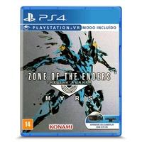Game Zone Of The Enders: The 2Nd Runner Mars Vr PS4