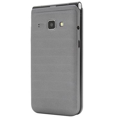 Celular Semp GO!1m, Tela 2.8´, 1.3MP, Bluetooth, Rádio, Grafite - GO1M-GROP
