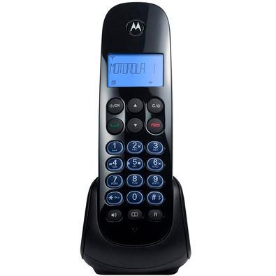 Telefone Sem Fio Motorola, Secretária Eletrônica, DECT 6.0 Digital, Bivolt - MOTO750-SE
