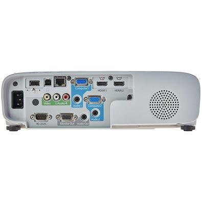 Projetor Epson Powerlite W39, 3500 Lumens, HDMI, USB, Wi-Fi - V11H856024