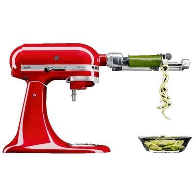 Espiralizador de Frutas e Legumes KitchenAid para Stand Mixer - KI773CXONA