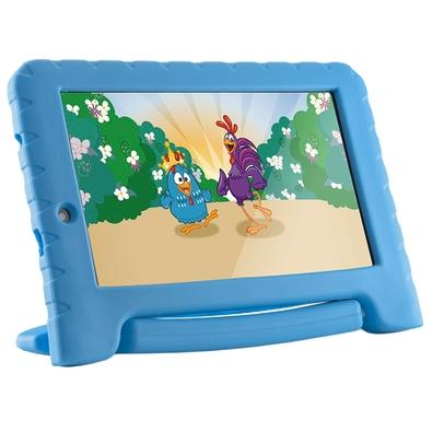 Tablet Multilaser Galinha Pintadinha Plus,  Bluetooth, Android 8.1, 16GB, Tela de 7´ - NB311