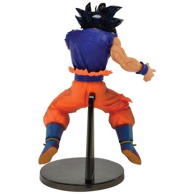 Action Figure Dragon Ball Super Blood Of Saiyans Special II, Son Goku Ultra Instomct Sign - 34628/34629