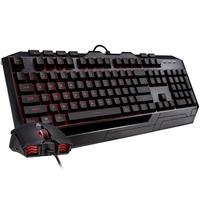 Kit Gamer Cooler Master Devastator 3 Plus - Teclado LED, ABNT + Mouse LED - SGB-3001-KKMF1-BR