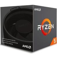 Processador AMD Ryzen 5 1600, Cache 19MB, 3.2GHz (..