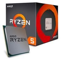 Processador AMD Ryzen 5 1600, Cache 19MB, 3.2GHz (3.6GHz Max Turbo), AM4 - YD1600BBAFBOX