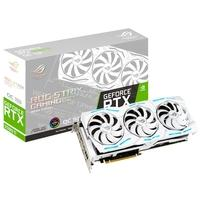 Placa de Vídeo Asus ROG Strix NVIDIA GeForce RTX 2080 TI White Edition, 11GB, GDDR6 - ROG-STRIX-RTX2080TI-O11G-WHITE-GAMING