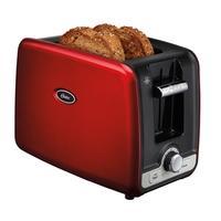 Torradeira Oster Square Retro Toaster, 7 Níveis de Tostagem, 110V, Vermelha  - TSSTTRWA2R-017