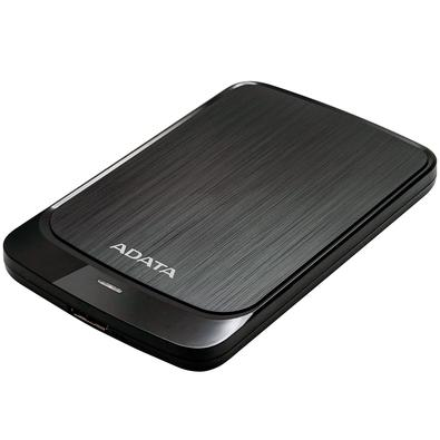 HD Adata Externo Portátil HV320, 2TB, USB 3.2 - AHV320-2TU31-CBK
