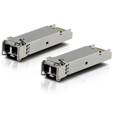 Transceiver Ubiquiti Networks, 2 LC, 1.25Gbps, SFP 550m, Multi - UF-MM-1G