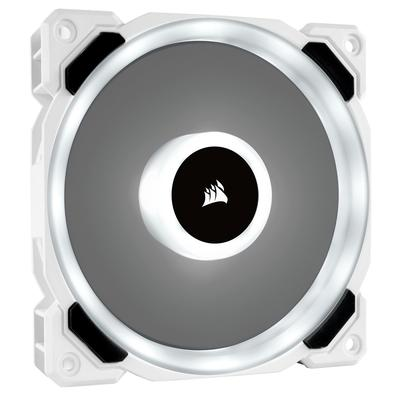 Cooler FAN Corsair LL120 RGB, 120mm, Branco - CO-9050091