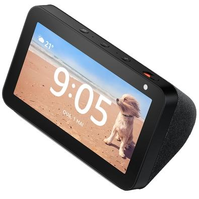 Amazon Smart Home Echo Show 5 Alexa, Tela 5.5´, Preto