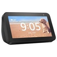 Echo Show 5 com Alexa e Tela 5.5, Amazon Smart Speaker Preto - B07KD8HB2G