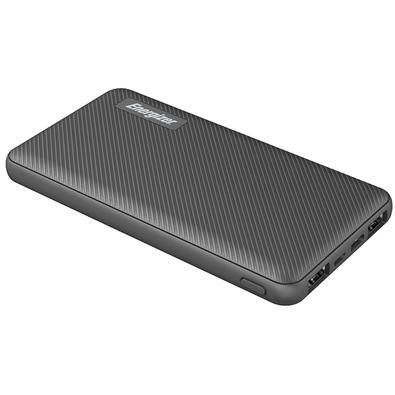 Carregador Portátil Energizer Max, 10000mAh, 2 USB, Cabo Micro USB, Preto - UE10044BK