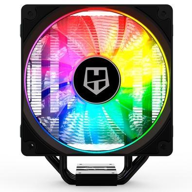 Cooler para Processador Nox Hummer H-224ARGB, RGB, AMD-Intel - NXH224RGB