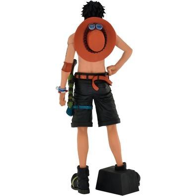Action Figure One Piece Grandista, The Grandline Men Portgas D Ace - 34943/34944