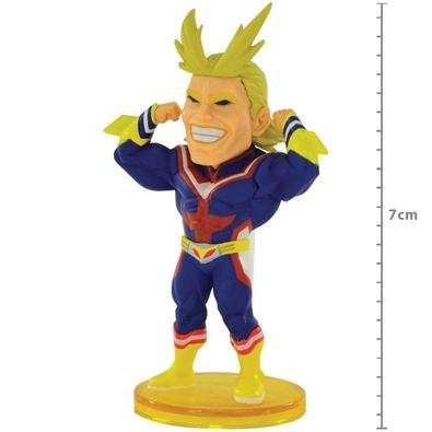 Action Figure My Hero Academia World Collectable, All Might - 29452/29454
