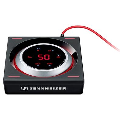 Amplificador de Áudio Epos Sennheiser GSX 1200 Pro, Som Surround 7.1, USB - 1000239