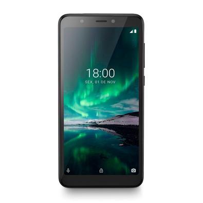 Smartphone Multilaser F Pro, 16GB, 5MP, Tela 5.5´, Preto + Capa Protetora e Película - P9118