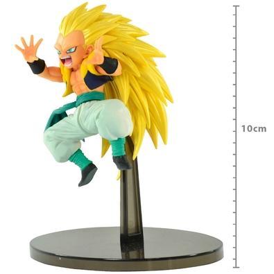 Action Figure Dragon Ball Super Chosenshiretsuden Vol.2, Super Saiyan 3 Gotenks - 29542/29543