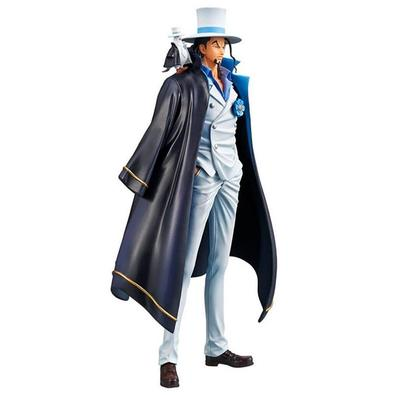 Action Figure One Piece Stampede Movie DXF The Grandline Men Vol.3 (B:TBA), Rob Lucci - 29566/29567