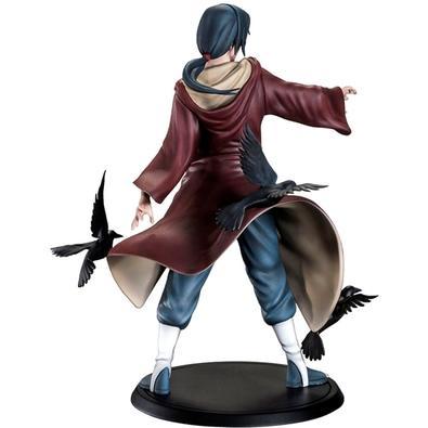 Action Figure Naruto, Itachi Uchiha Xtra - ITACHI UCHIHA