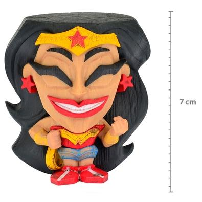 Action Figure Teekeez DC Comics, Wonder Woman - WONDER WOMAN