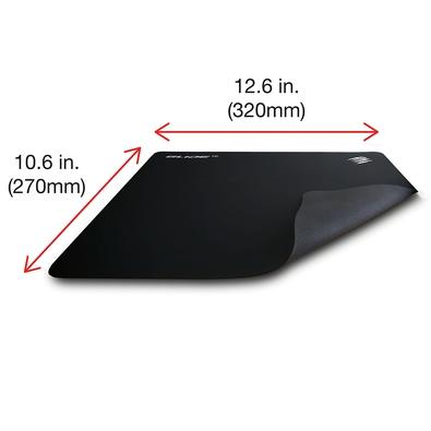 Mousepad Gamer MadCatz G.L.I.D.E 16, Speed, Control, Pequeno (320x270mm) - GLIDE16