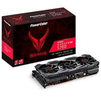 Placa de Vídeo PowerColor AMD Radeon Red Devil RX5700, 8GB, GDDR6 - AXRX 5700 8GBD6-3DHE/OC