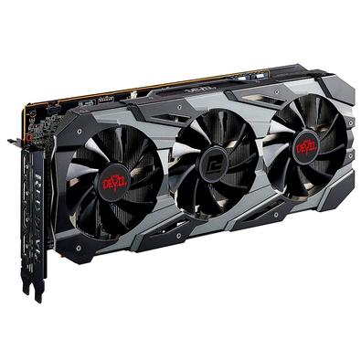 Placa de Vídeo PowerColor AMD Radeon Red Devil RX 5700, 8GB, GDDR6 - AXRX 5700 8GBD6-3DHE/OC