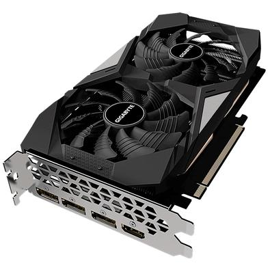Placa de Vídeo Gigabyte AMD Radeon RX 5500 XT OC, 4GB, GDDR6 - GV-R55XTOC-4GD