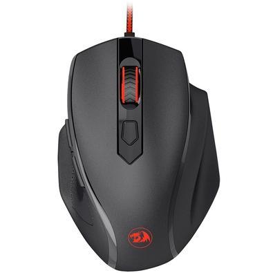 Mouse Gamer Redragon Tiger M709-1, RGB, 6 Botões, 10000DPI - M709-1