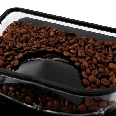 Cafeteira Philco Grano Perfetto, 36 Xícaras, 850W, 220V, Preta/Inox - 53902057