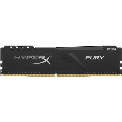 Memória HyperX Fury, 32GB, 3200MHz, DDR4, CL16, Preto - HX432C16FB3/32