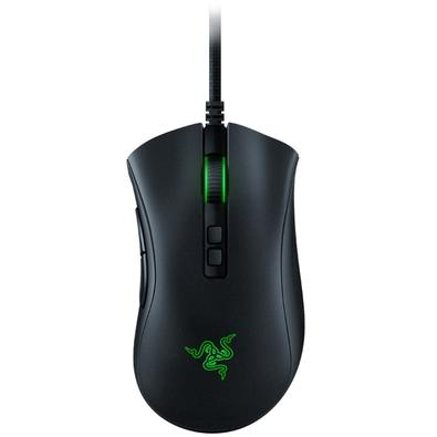 Mouse Gamer Razer Deathadder V2, Chroma, Optical Switch, 8 Botões, 20000DPI - RZ01-03210100-R3U1