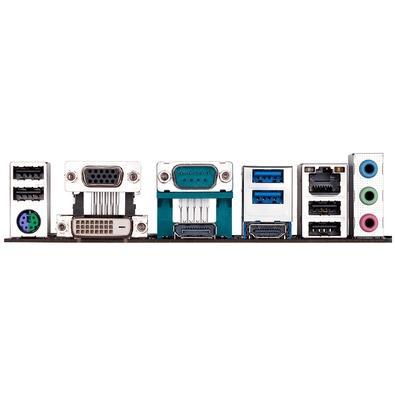Placa-Mãe Gigabyte H310M D3H 2.0 p/ Intel LGA 1151, Micro ATX, DDR4