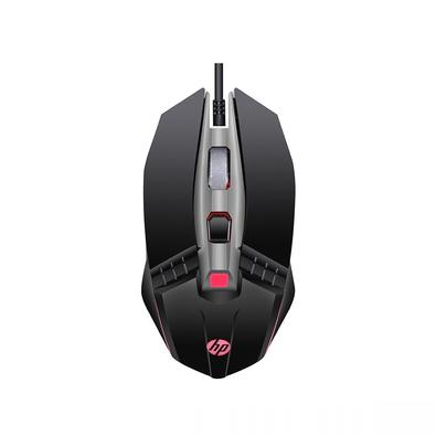 Mouse Gamer HP M270, LED, 6 Botões, 3200DPI - 7ZZ87AA#ABM