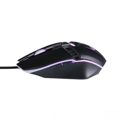 Mouse Gamer HP M270, LED, 6 Botões, 3200DPI - 7ZZ87AA#ABM