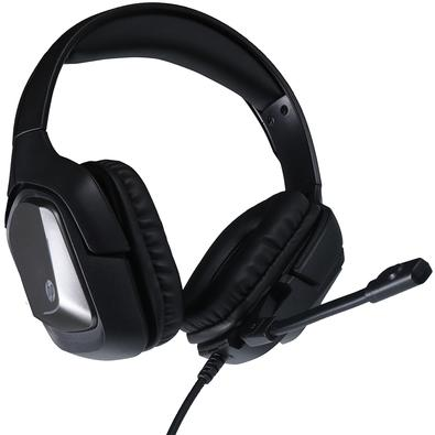 Headset Gamer HP H220GS, LED, 7.1 Surround, Drivers 40mm - 8AA07AA#ABM