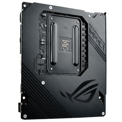 Placa-Mãe Asus ROG Crosshair VIII Impact, AMD AM4, Mini-DTX, DDR4